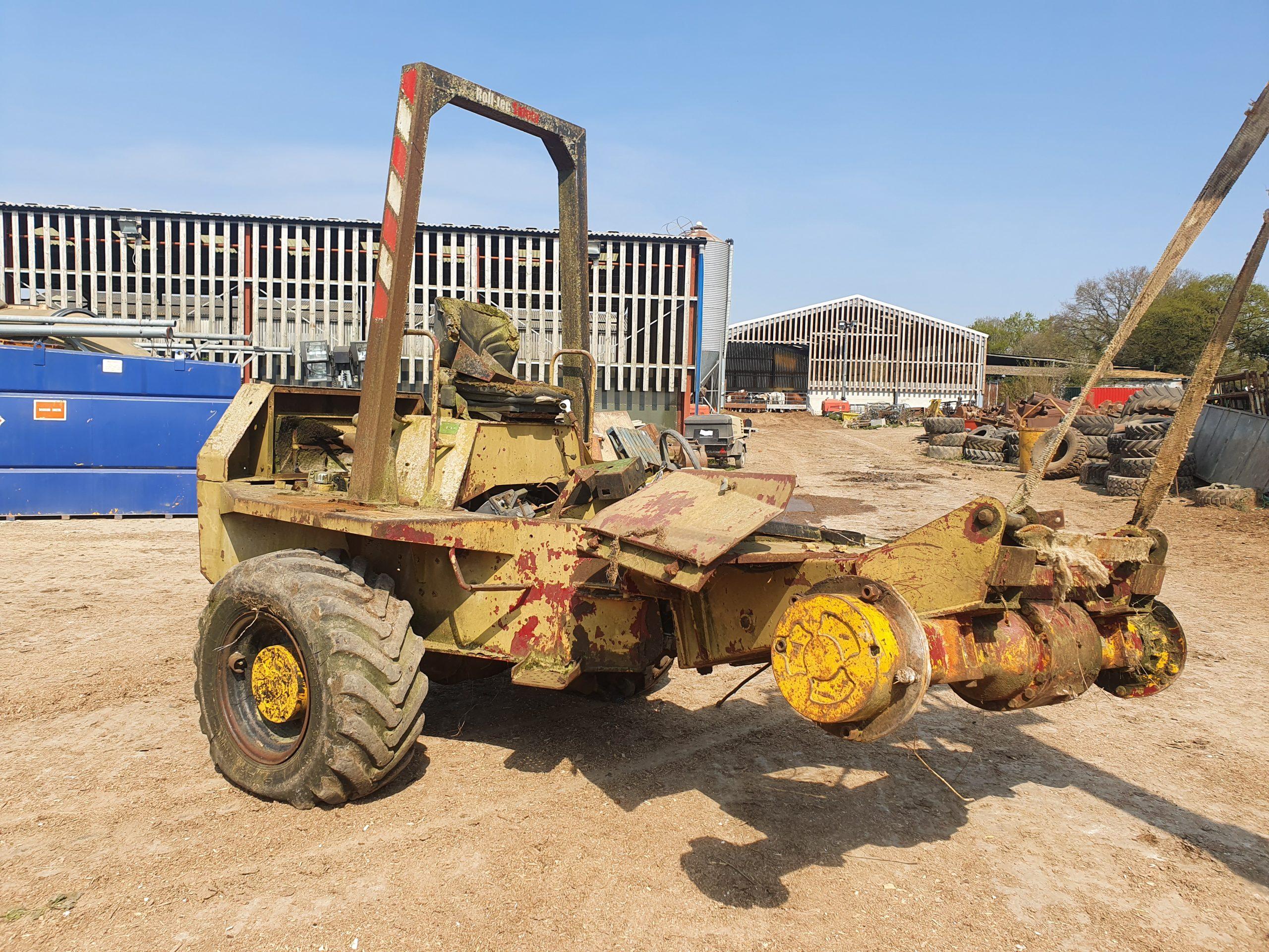 Benford 6 ton dumper - BRUCE ATFIELD